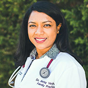 Betsy Varghese, MD named Director of Health Education and Volunteer Services